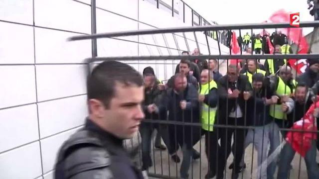 Violences à Air France : 20 suspects identifiés