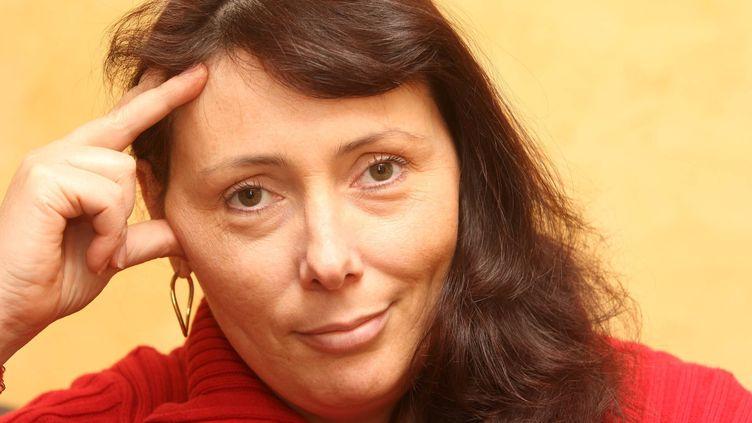 Isabelle Aubry, présidente de l'association Face à l'Inceste. (MAXPPP)