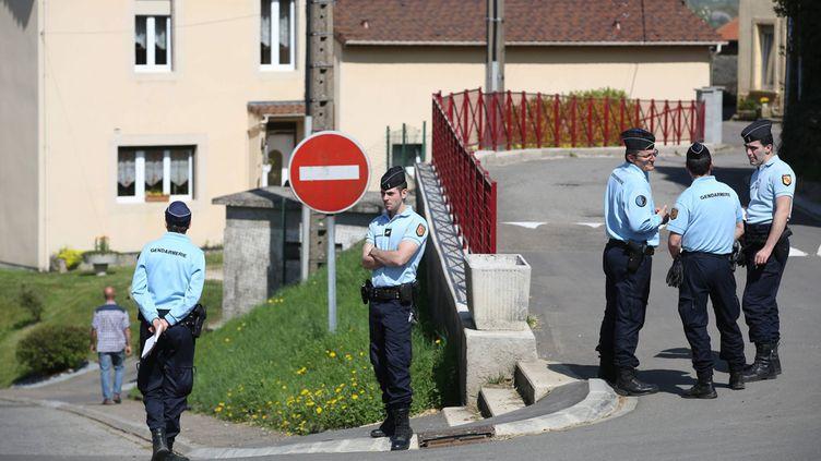 """(La disparition de la fillette avait donné lieu à une """"alerte enlèvement"""" nationale © MaxPPP)"""