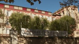 Haute-Garonne : la construction d'un hôtel dans la cour d'une école fait polémique (France 2)