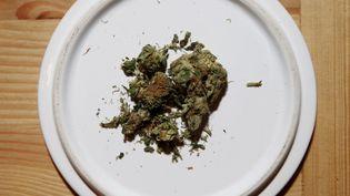 Des fleurs de cannabis. (MAXPPP)