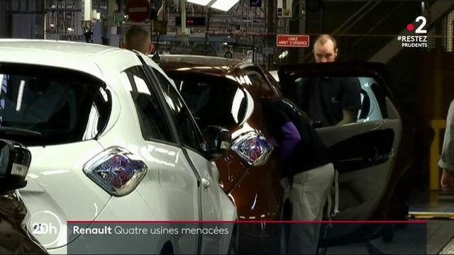 Renault : le constructeur automobile en danger