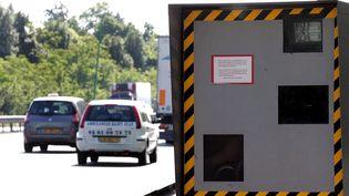 Un radar automatique à Toulouse (Haute-Garonne), 4 avril 2013. (MAXPPP)