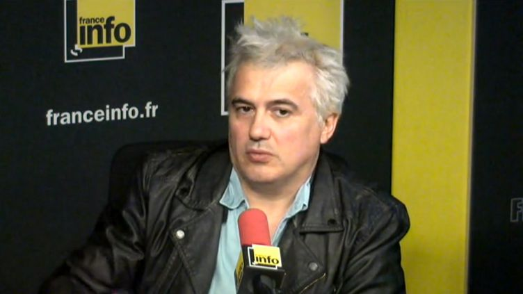 Patrick Pelloux, médecin urgentiste. (Frédéric Bénot / Radio France)