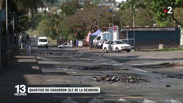Ile de La Réunion : une nuit de violences
