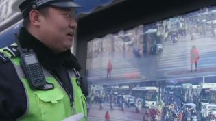 chine camera surveillance (FRANCE 2)