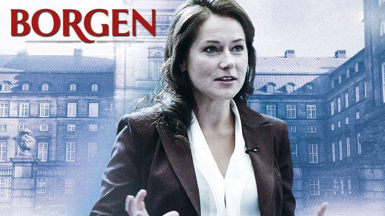 "Sidse Babett Knudsen (Birgitte Nyborg Christensen), l'héroïne de ""Borgen"" (Adam Price)"