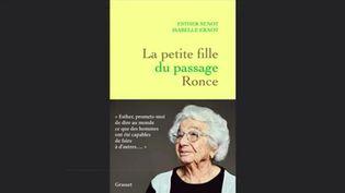 """EstherSenot, 93 ans, est rescapée de la Shoah.À93ans, ellepublie avec l'historienne IsabelleErnot""""la petite fille du passageRonce"""" aux éditions Grasset. (France Info)"""