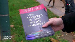 Homo en banlieue, le combat de Lyes (ENVOYÉ SPÉCIAL  / FRANCE 2)