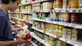 Malgré une hausse du pouvoir d'achat, la consommation des ménages recule de 0,5%. (GODONG / BSIP / AFP)