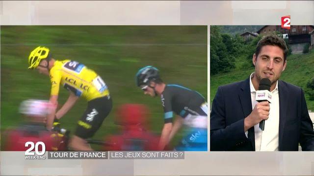 Tour de France 2016 : les jeux sont-il déjà faits en cette veille d'arrivée ?