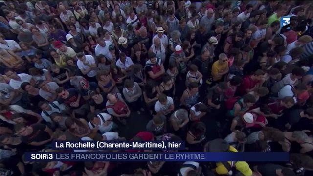 Attentat à Nice : face à la menace, la musique continue