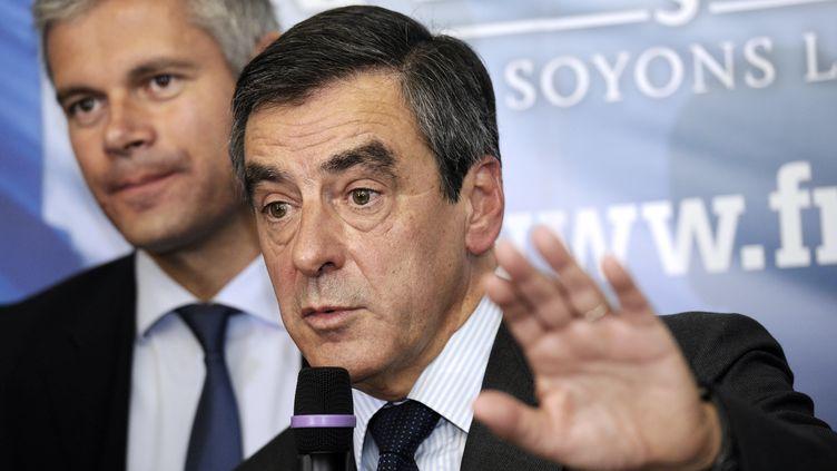 François Fillon à l'Assemblée nationale à Paris, le 26 septembre 2012. (BERTRAND GUAY / AFP)