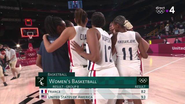 Ça passe de justesse pour les Bleues après un match difficile. L'Equipe de France ne devait pas perdre de plus de 13 points pour se qualifier. Bonne nouvelle pour le basket français.
