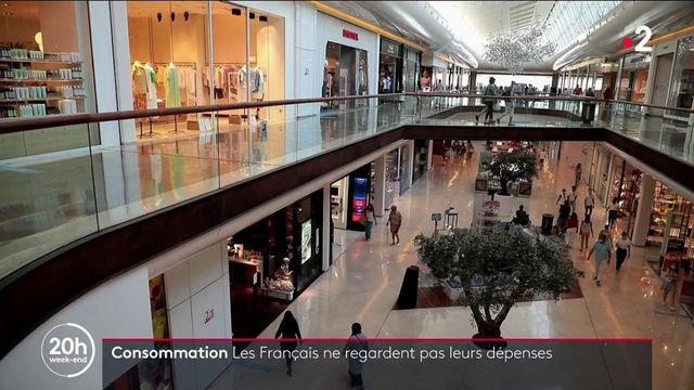 Économie : rebond très net de la consommation depuis la réouverture des boutiques et restaurants