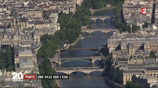 Paris : bientôt des ponts habités ?