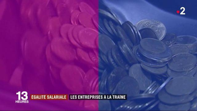 Égalité salariale : les entreprises françaises à la traîne