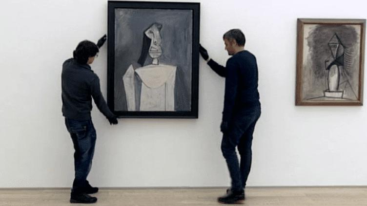 9 Picasso provenant de la collection privée Marx ont été prêtés à la Fondation Beyeler de Bâle  (Culturebox / Capture d'écran)