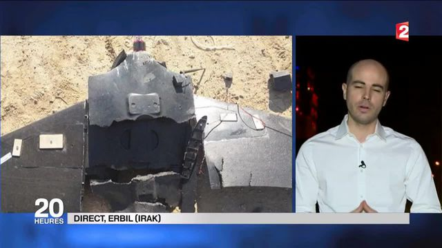 Irak : deux membres des forces spéciales françaises blessés par un drone à Erbil