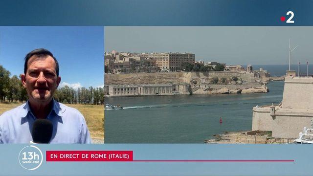Variant Delta : Malte se ferme aux non-vaccinés