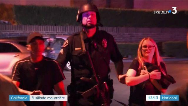 Californie : une fusillade dans une discothèque fait au moins 12 morts
