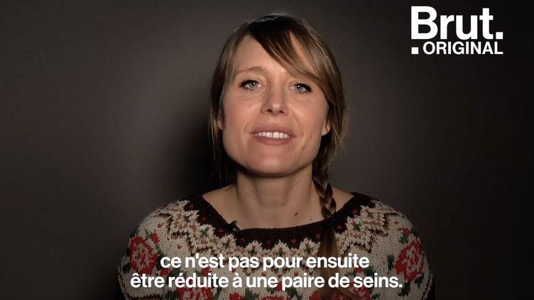 VIDEO. La championne de snowboard Anne-Flore Marxer dénonce les inégalités entre les hommes et les femmes dans le sport (BRUT)