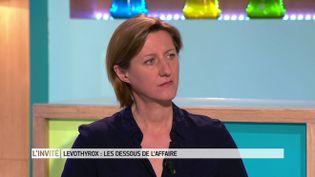 Entretien avec Aurore Gorius, journaliste