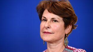 La déléguée interministérielle chargée de l'aide aux victimes d'attentats,Elisabeth Pelsez, le 12 juillet 2017. (BERTRAND GUAY / AFP)