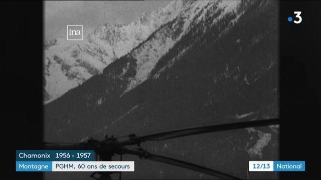 Montagne : PGHM, 60 ans de secours