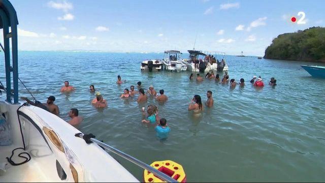 Antilles : les vacanciers sont de retour