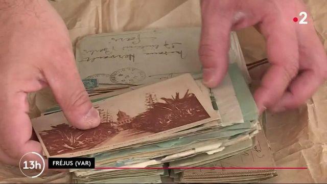 Var : 17 ans après, un collectionneur découvre un trésor caché dans un coffre
