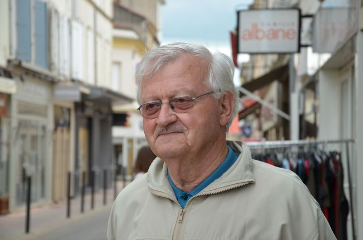Jean, à Villeneuve-sur-Lot, le 16 mai 2013. (THOMAS BAIETTO / FRANCETV INFO)