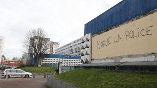 A Aulnay-sous-Bois (Seine-Saint-Denis), le 6 février 2017. (FRANCOIS GUILLOT / AFP)
