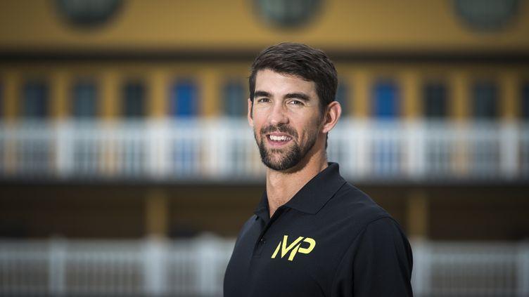 Michael Phelps (LIONEL BONAVENTURE / AFP)
