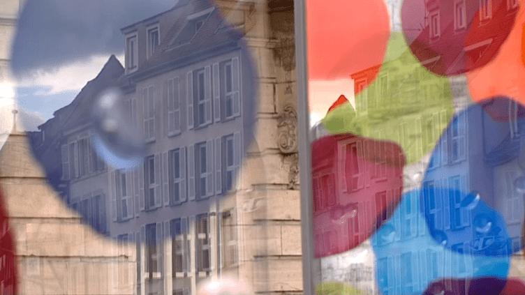 Biennale du verre à Strasbourg  (France3/Culturebox)