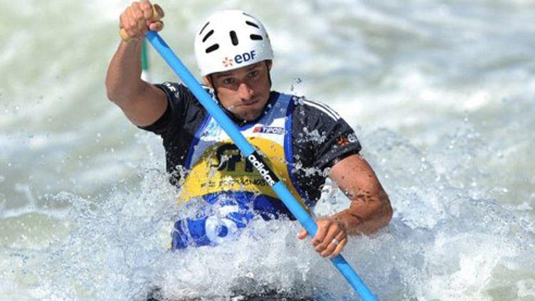 Premier titre de champion du monde pour Denis Gargaud-Chanut en Slovaquie