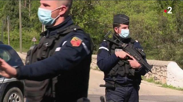 Double meurtre dans les Cévennes : quatrième jour de traque, le fugitif toujours introuvable