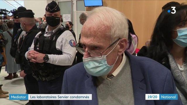 Procès Mediator : les laboratoires Servier condamnés pour tromperie aggravée