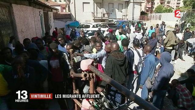 Vintimille : une ville italienne qui n'en peut plus de migrants
