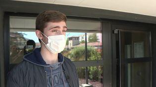 Haute-Garonne : le logement d'un étudiant squatté à Toulouse (FRANCE 3)