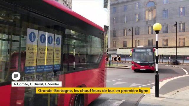Coronavirus : la Grande-Bretagne pleure ses chauffeurs de bus