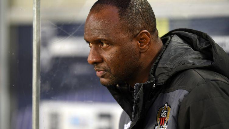 Nice reçoit Auxerre en Coupe de la Ligue (NICOLAS TUCAT / AFP)