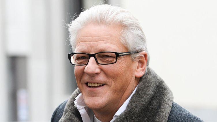 Jan Fabre à Bruxelles le 23 février 2015  (Frederic Sierakowski / ISOP / Sipa)