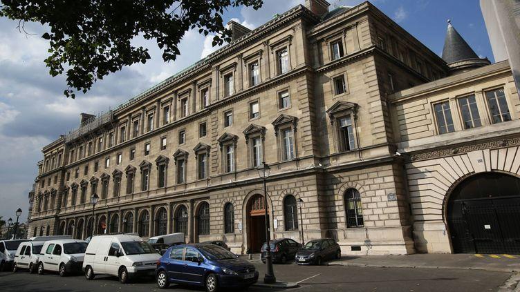 (Le 36, quai des Orfèvres, la prestigieuse police judiciaire parisienne © MaxPPP)