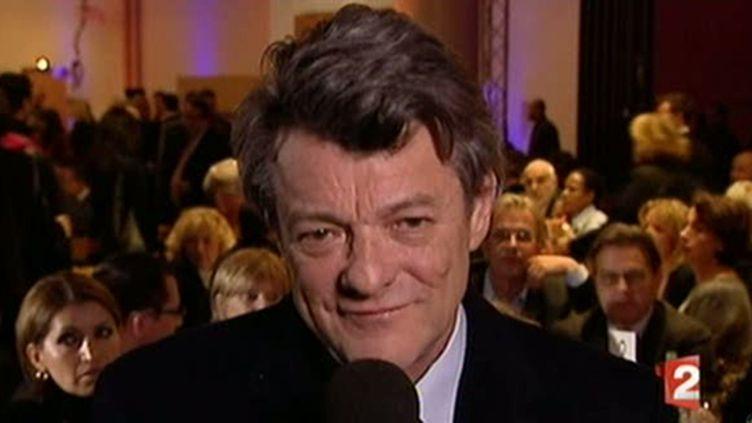 Jean-Louis Borloo au 20h de France 2