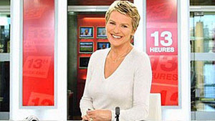 Elise Lucet (FRANCE 2 - Gilles Gustine)