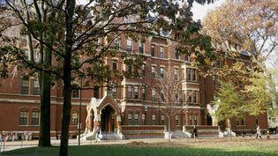 L'université d'Harvard, à Cambridge (Massachusetts). (PATRICE TOURENNE / PHOTONONSTOP / AFP)