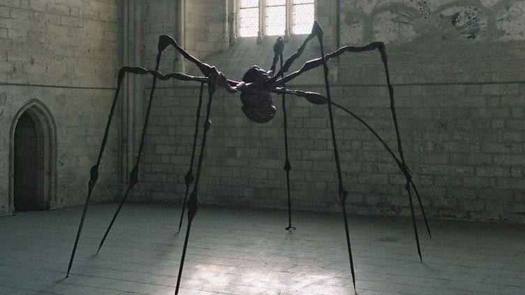 Spider, Louise Bourgeois, 1995  (Louise Bourgeois Trust / Licensed by ADAGP/ photographie François Halard)