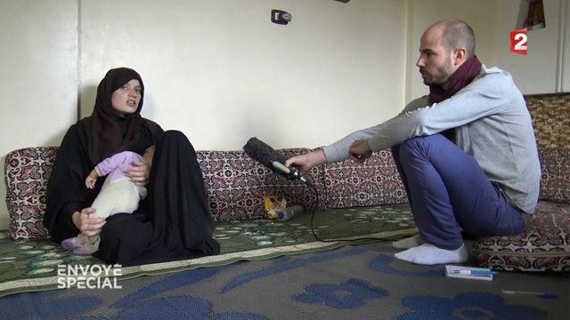 """Après quatre ans en Syrie, """"la prison sera un refuge"""", estime Margaux Dubreuil"""