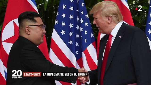 États-Unis : après la Chine et l'Iran, Donald Trump tente d'intimider le Mexique